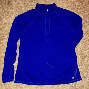 Impact Light Weight Long Sleeve Pullover